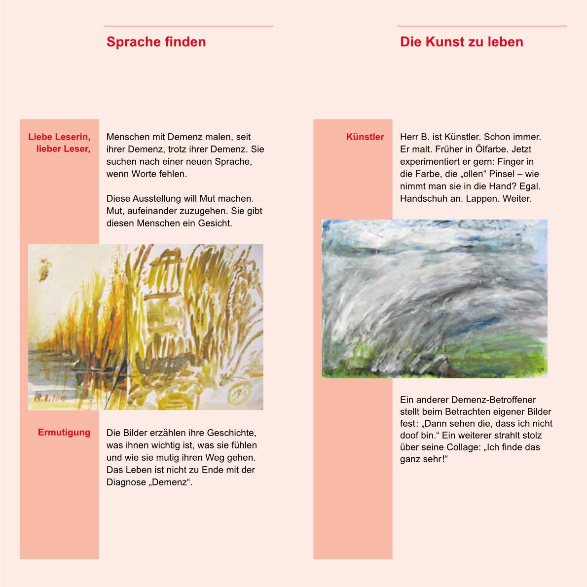 Demenz und die Kunst zu leben - Henriettenstiftung Hannover Seite 2
